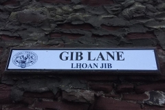 Gib Lane, Peel, Isle of Man