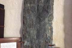 Cross at Kirk Santan