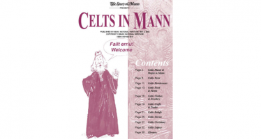 Celts in Mann