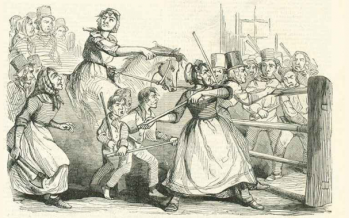 Corn Law Riots of 1821