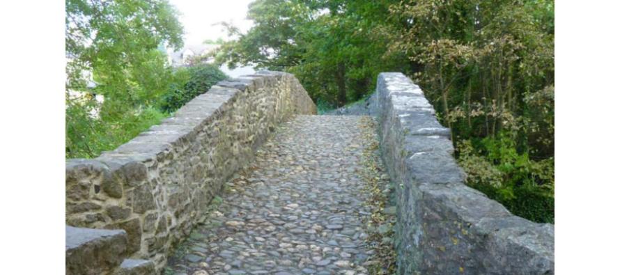 Crossag or Monks' Bridge