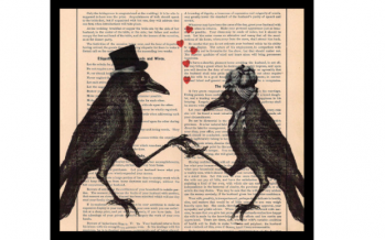 A Crow's Wedding