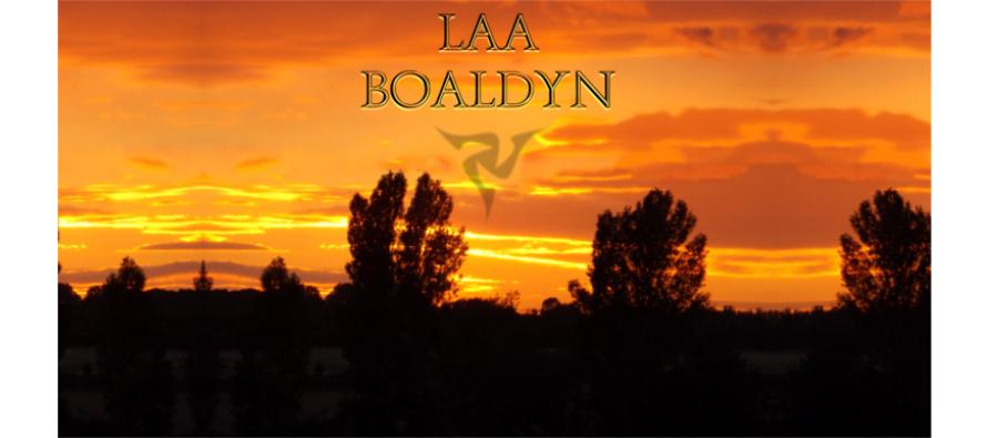 May 1 – Laa Boaldyn