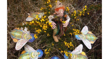 Manx Dialect Connected with the Fairies