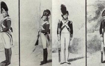 Earliest Manx Fencible Corps