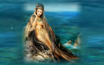 The Mermaid of Gob-ny-Ooyl