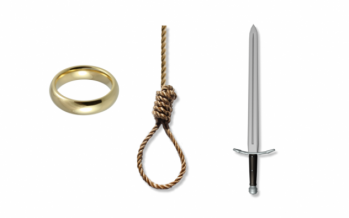 The Ring, The Rope & The Sword
