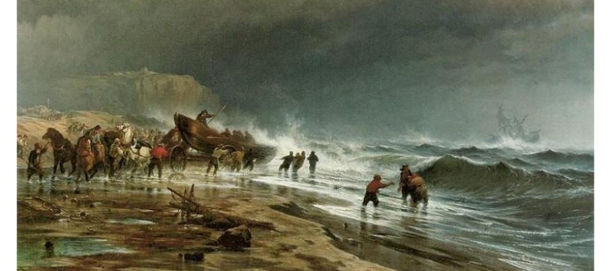 Shipwreck 1822