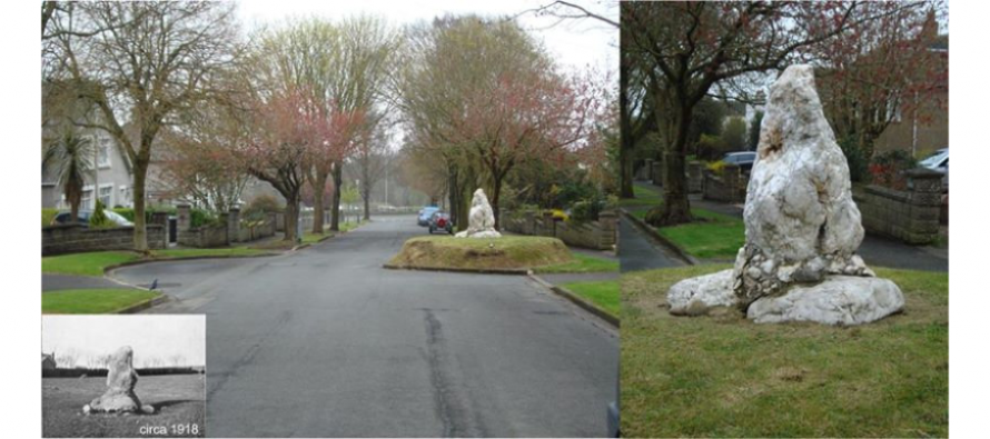 The White Lady of Glencrutchery