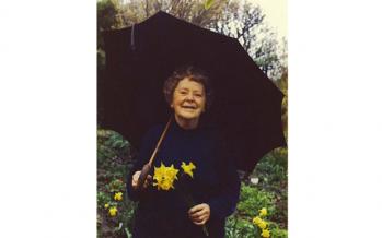 Mona Douglas, MBE RBV