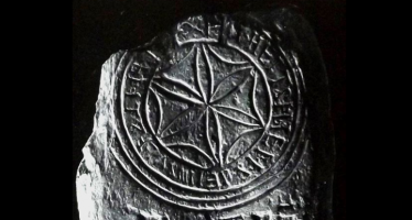 Irneit, The Celtic Bishop's Cross-slab