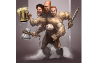The Three-headed Giant