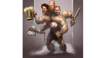 The Three-headed Giant