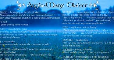 Anglo-Manx Dialect