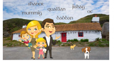 Manx Words – The Family