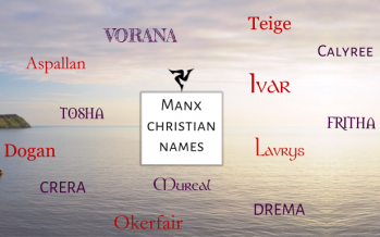 Christian Names of the Isle of Man