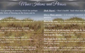 Manx Idioms & Phrases