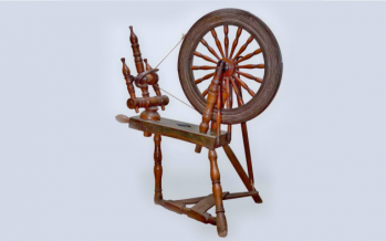 The Manx Spinning Wheel