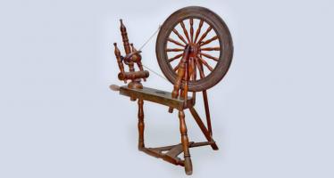 The Manx Spinning Wheel
