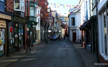 Peel Street Names 1874