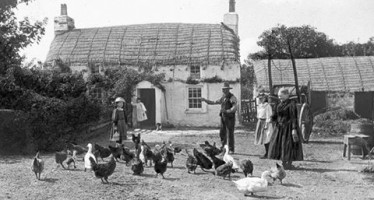 Life in Ballaugh in the 1840s