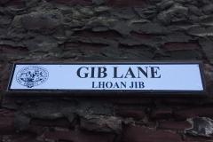 Gib Lane, Peel, Isle of Man
