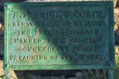St Patrick's Chair, Marown