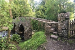 The Monks' Bridge, Ballasalla